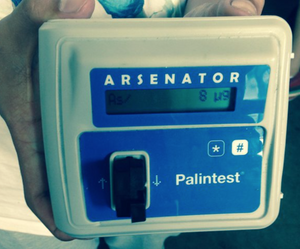 PT981 Palintest Arsenator Digital Arsenic Test Kit, Hard Case - Yamatho Supply