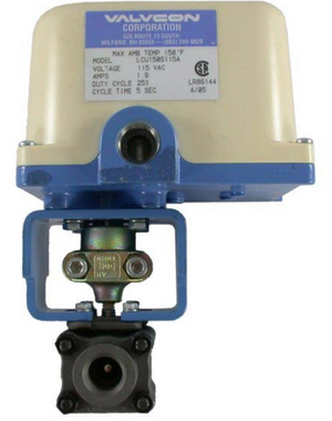 "Lakewood p/n 1268614 Boiler Blowdown Motorized Ball Valve MBV2 3/4"" - Yamatho Supply"