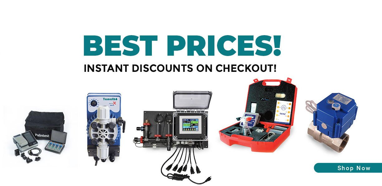 Instant discounts on checkout!