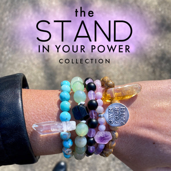 The Stand In Your Power Collection