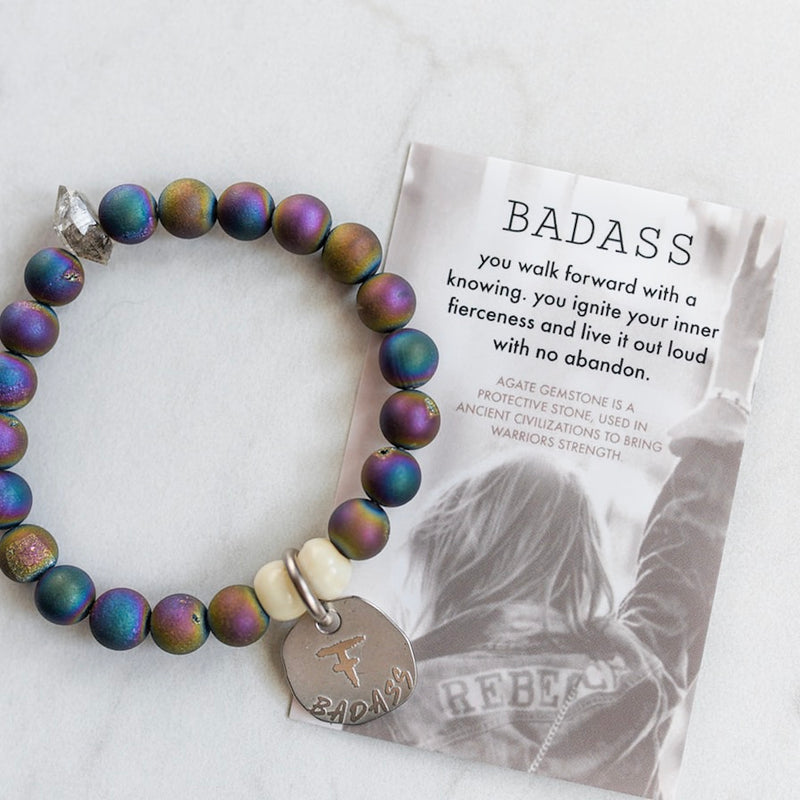You Are a Badass Bracelet