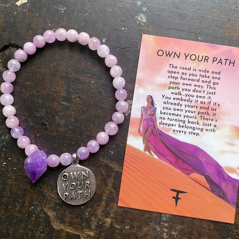 Own Your Path Bracelet