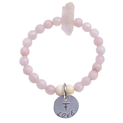 Love Yourself Fiercely Bracelet