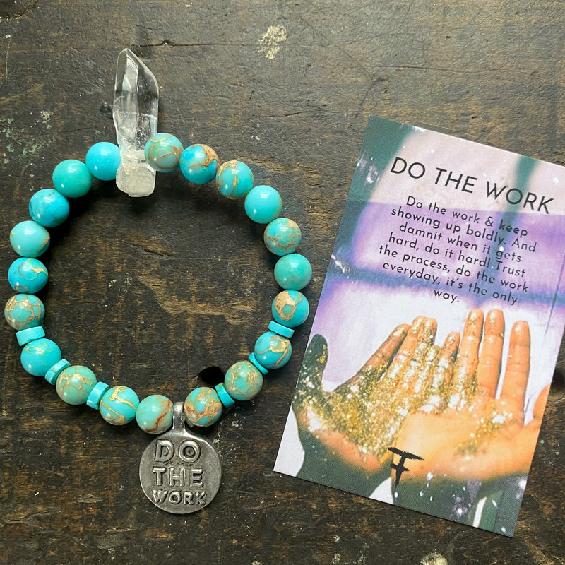 Do The Work Bracelet