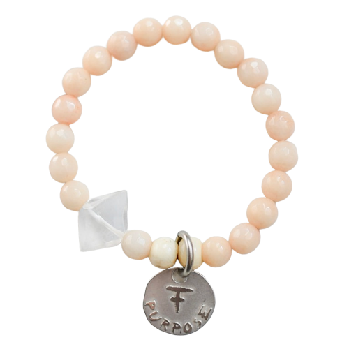 Live Your Purpose Bracelet