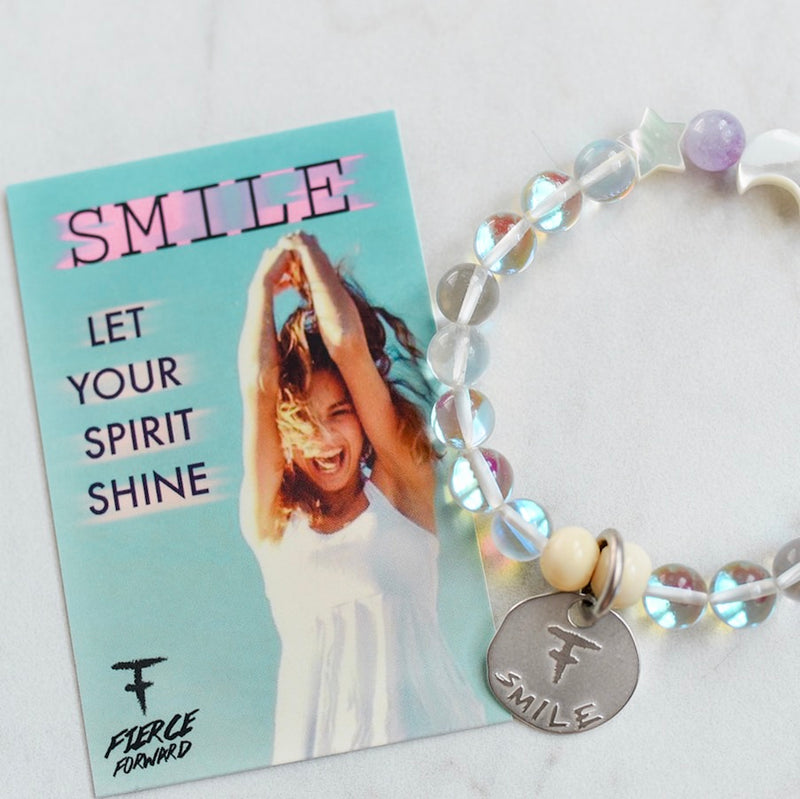 Life is Better When You Smile Bracelet