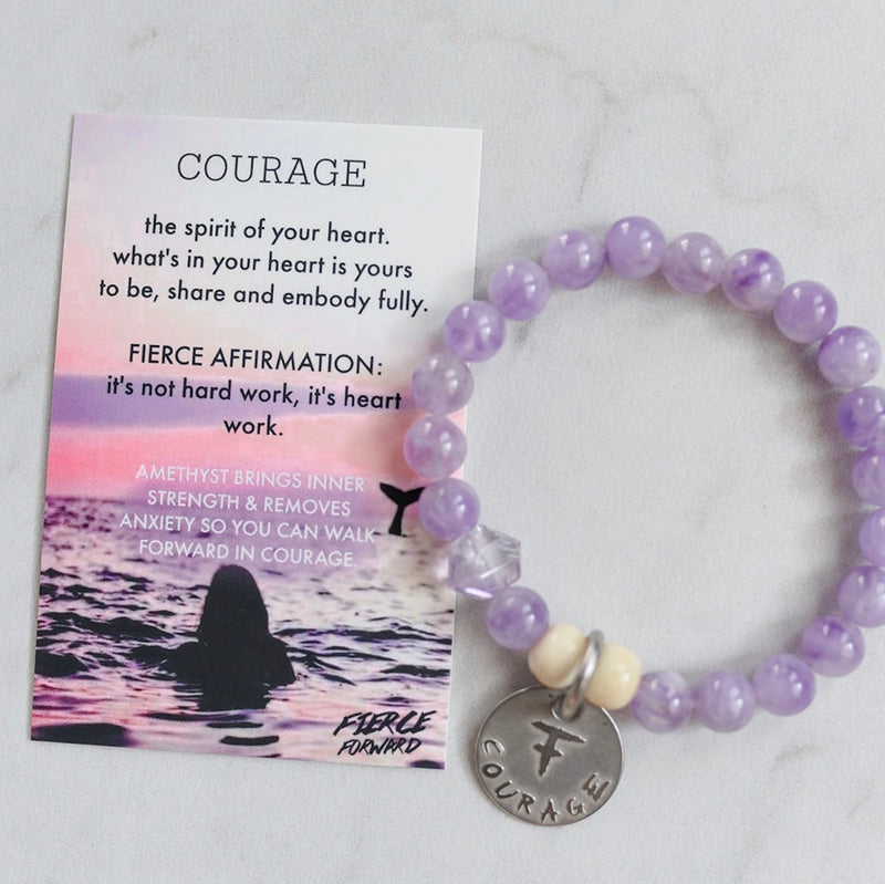 Have Courage Bracelet