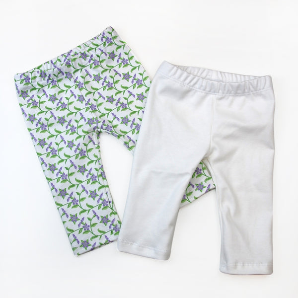 M2O Organic Cotton Knit Baby & Toddler Leggings