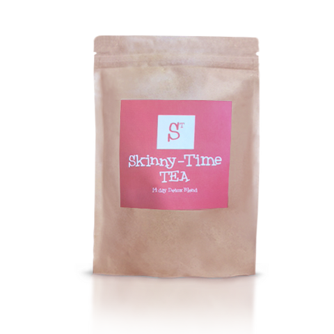 Home Remedies for Bloating |  Skinny Time Tea