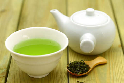 Does green tea help cravings?