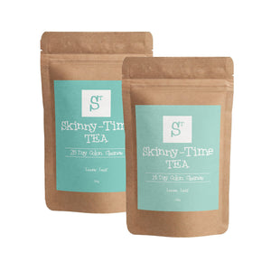 Detox Cleanse Tea (Value Pack 2 x 28 Day)