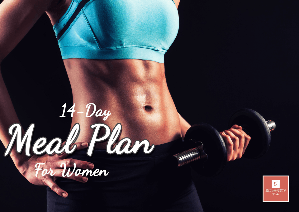 Women's 14 Day Eating Plan