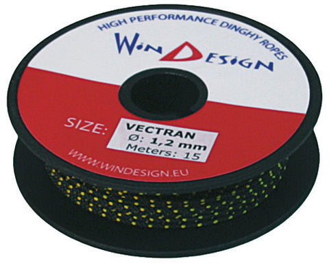 EX1367 - Vectran Mini reel 1.2mm
