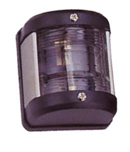 NAV LIGHT,STRN BLACK LED