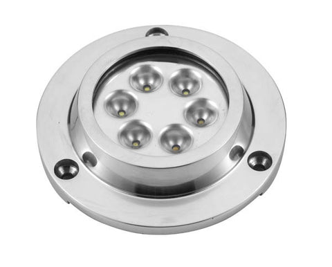 UNDER WATER LIGHT, LED, STAINLESS STEEL