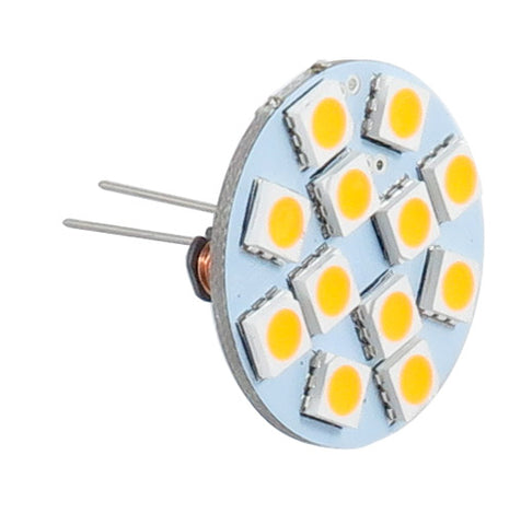 LED,G4 BACK PIN,Replacement Bulb