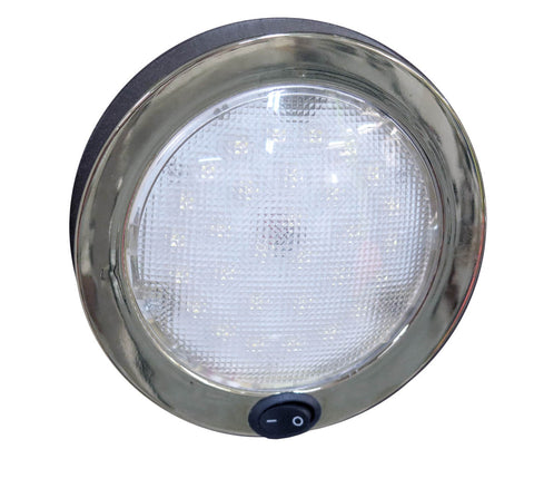 DOME LIGHT,30 LED 5-1/2""