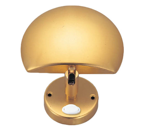 LIGHT,SCONCE BRASS