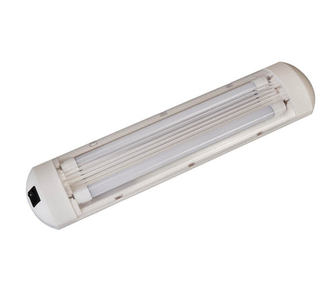 LIGHT,LED TUBE X 2 12V