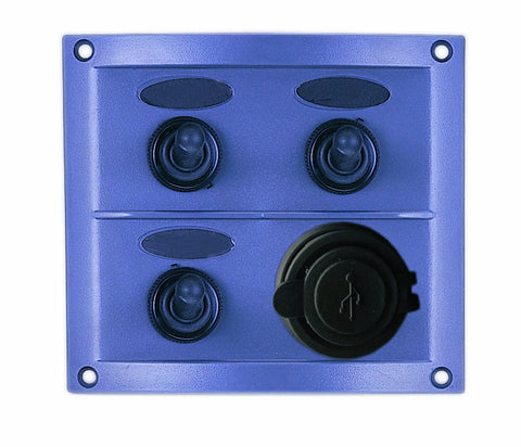 SWITCH PANEL,WATERPROOF