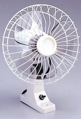 OSCILLATING FAN-WHITE