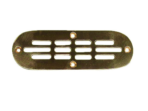 VENT,LOCKER  BRONZE