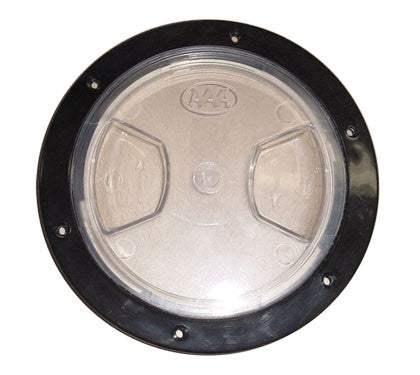 DECK PLATE,CLEAR LID  5""