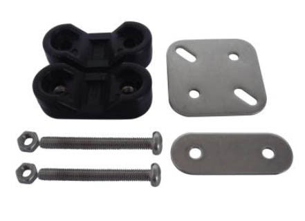 RAIL MOUNT BRACKET,BLACK