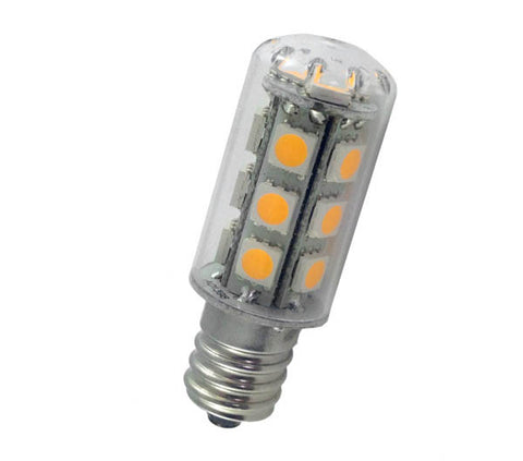 LED,SCREW IN BASE  E14