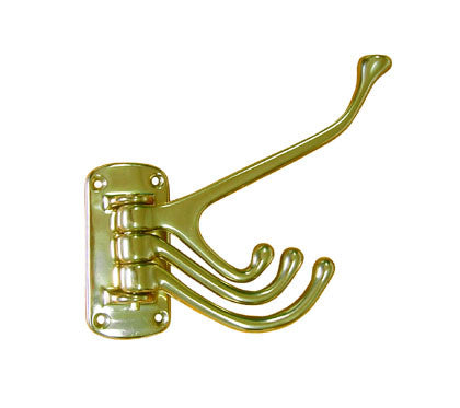 COAT HOOK,4 SWIVEL