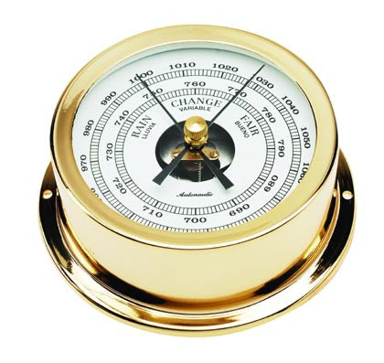 BAROMETER,GOLD PLAT 70MM