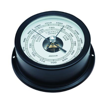 BAROMETER,BLACK     70MM