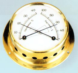 THERMOMETER/HYGROMETER