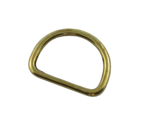 RING,D NAVAL BRONZ  14mm