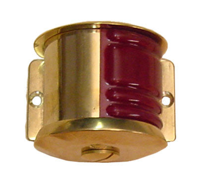NAV LIGHT,PORT     BRASS
