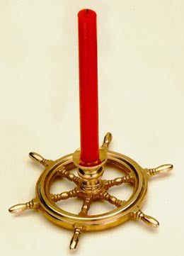CANDLESTICK,STEERNG WHEEL