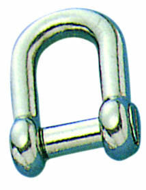 SHACKLE,SAIL/ANCHOR 5MM