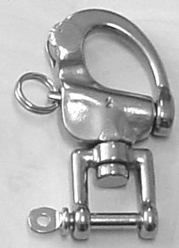 TACK SHACKLE       120mm