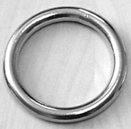 RING,SS        8MM X 40MM