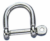 SHACKLE,WIDE LONG D S.S.