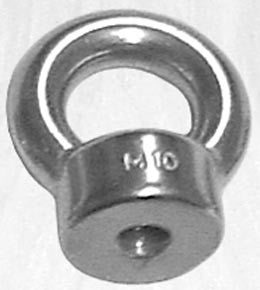 EYE NUT,FEMALE      10mm