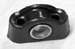 FAIRLEAD,NYLON W/SS EYE