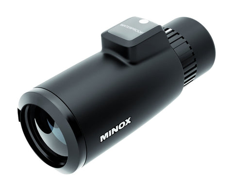 Minox Monocular MD 7x42 with Compass - Black
