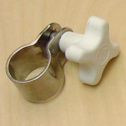 BOAT TOP,HAND CLAMP   1""