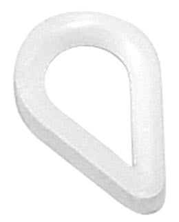 THIMBLE,NYLON,WHITE,24mm