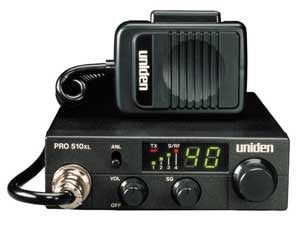 RADIO, CB  40 CHANNEL