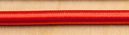 "SHOCKCORD 6mm (1/4"") RED"