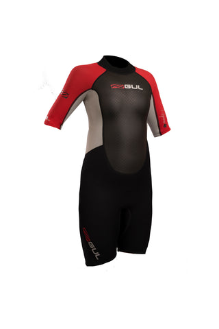 Gul Response Junior 3/2mm FL Shorti Wetsuit RE3322-B4