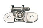 SWIVEL,DECK MOUNT  3/16""