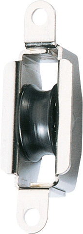 EXIT BOX,BALL BEARING, WITH SIDE TABS